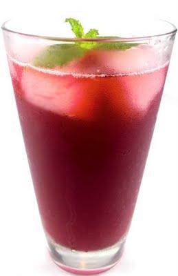 Recette du bissap, boisson sénégalaise tonifiante, riche en vitamine C